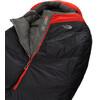 The North Face Inferno -40F/-40C Long Asphalt Grey/Centennial Red